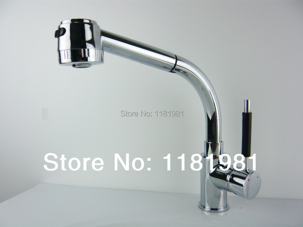 Wholesale Copper Kitchen Faucets With Sprayer