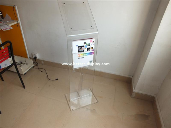 wholesale acrylic pamphlet display racks
