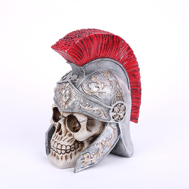 Schädel-Weihnachtsmann Skelly Claus Christmas Skull Money Bank