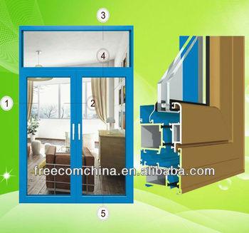aluminiumprofile f r schiebet ren fenster und t ren buy. Black Bedroom Furniture Sets. Home Design Ideas