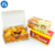 Wholesale Custom Printed Fried Chicken Wing Packaging Boxes