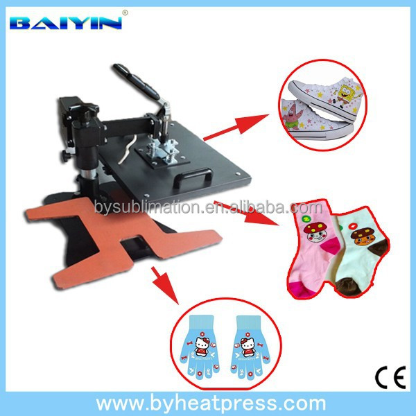 2015 shoes/clothes heat press sublimation machine