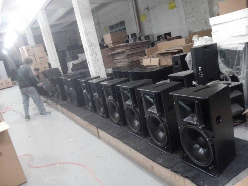 Dbk Line Array Dual 8 Inch Line Array Sound System Cla-208 As Dj ...