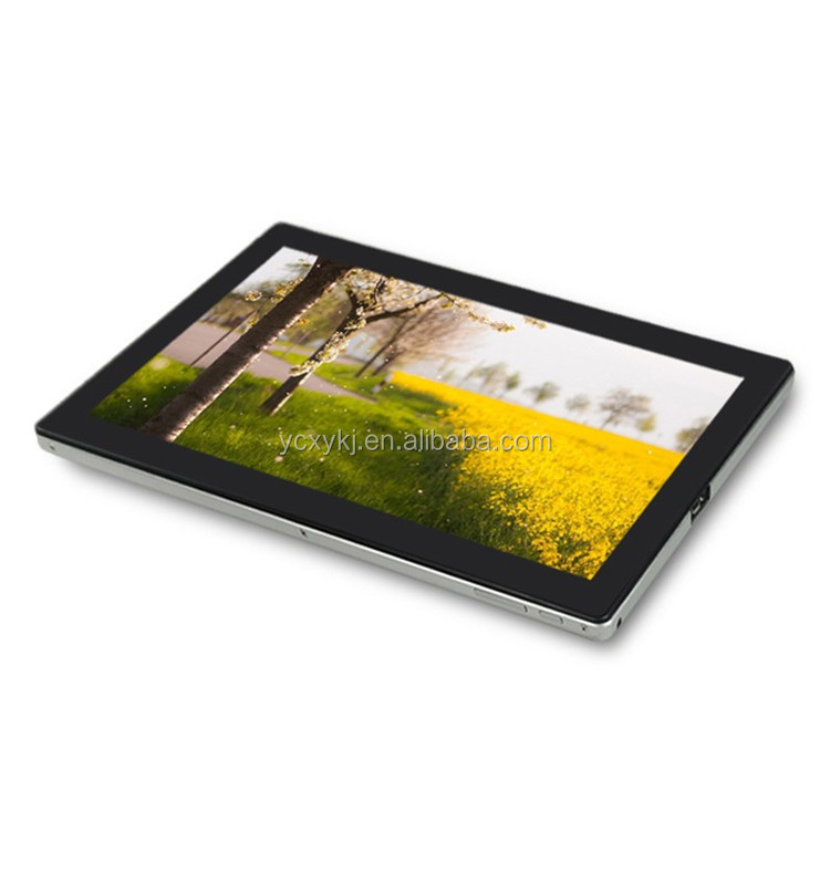 VESA mount 75*75 POE tablet quad core 10 inch android 5.1 tablet pc