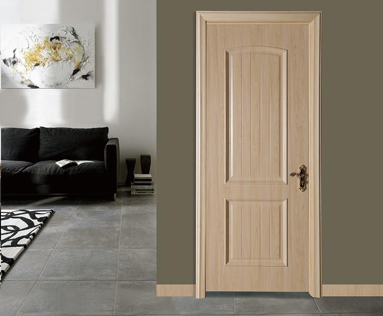 Interior Single Modern Wood Simple Bedroom Door Designs - Buy Simple Bedroom Door Designs,Wood