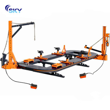 China Supplier New Product Automobile Car Chassis Straightening ...
