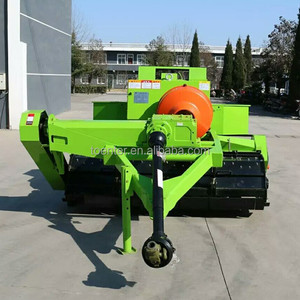 Corn/paddy/soybean straws square bundling machine with great quality