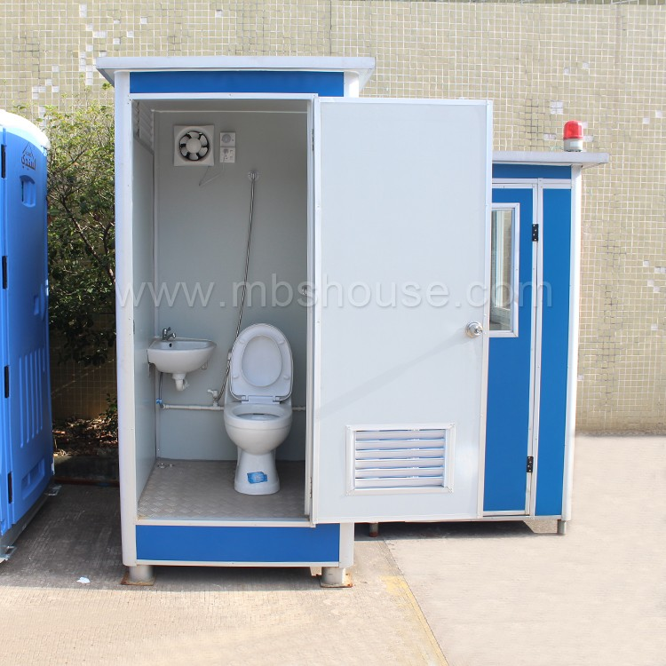 Fiber Glass Portable Toilet Drainage Tank Toilet Portable