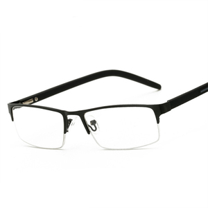 fa62b3990bd5 Fashion Half Frame Reading Glasses Women