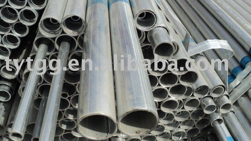 LTZ Galvanized Steel Tube
