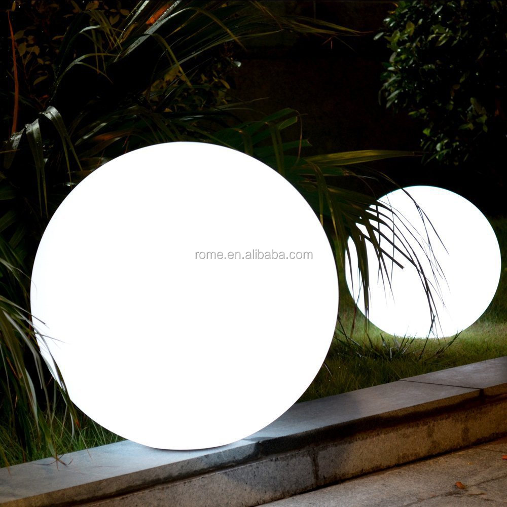 outdoor lighting balls. Round Water Floating Lamp Rgb Led Pool Balls/Waterproof Light Ball For Outdoor Lighting Balls