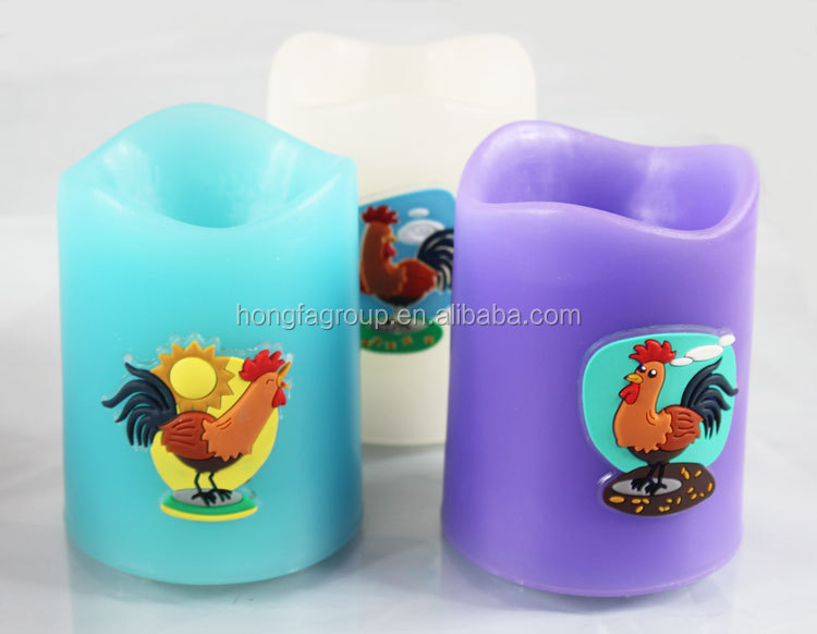 Safe Custom Wholesale Flameless Led Candles