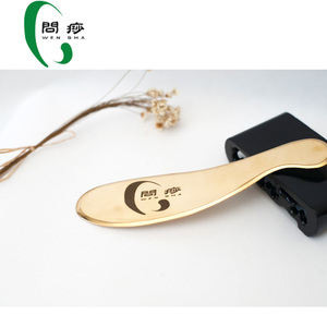 Factory good quality guasha tool scraping plate for massage