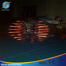 Cheap led bumper ball, air bumper ball, bumper ball suit