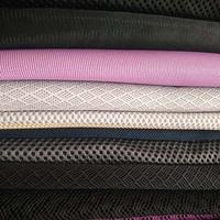 100% polyester 3d air mesh sandwich mesh fabric,sandwich fabric/fabric mesh