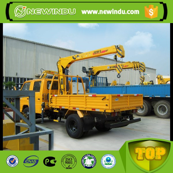 New Chinese Howo Chassis 8 ton Truck Mounted Crane
