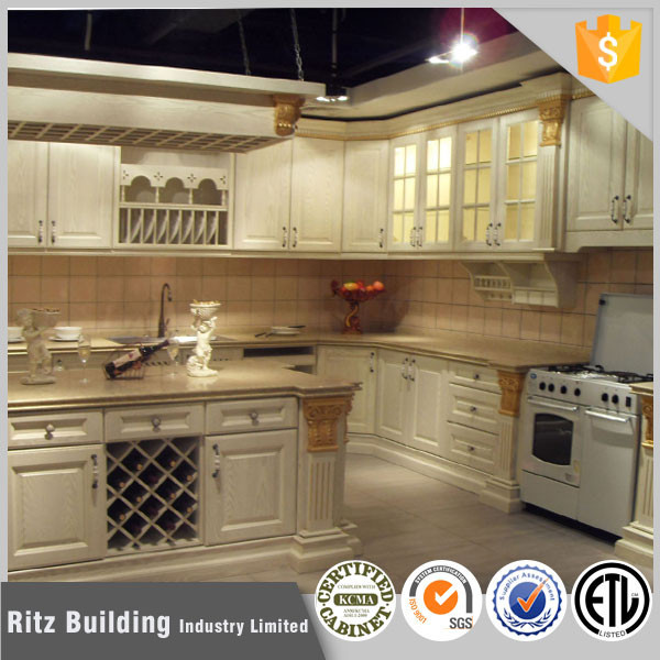 Ritz hot sale antique kitchen cabinet