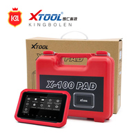 Original XTOOL X100 PAD Same as X300 Plus Auto Key Programmer Special Function Update Online Odometer correction X-100 Pad pro