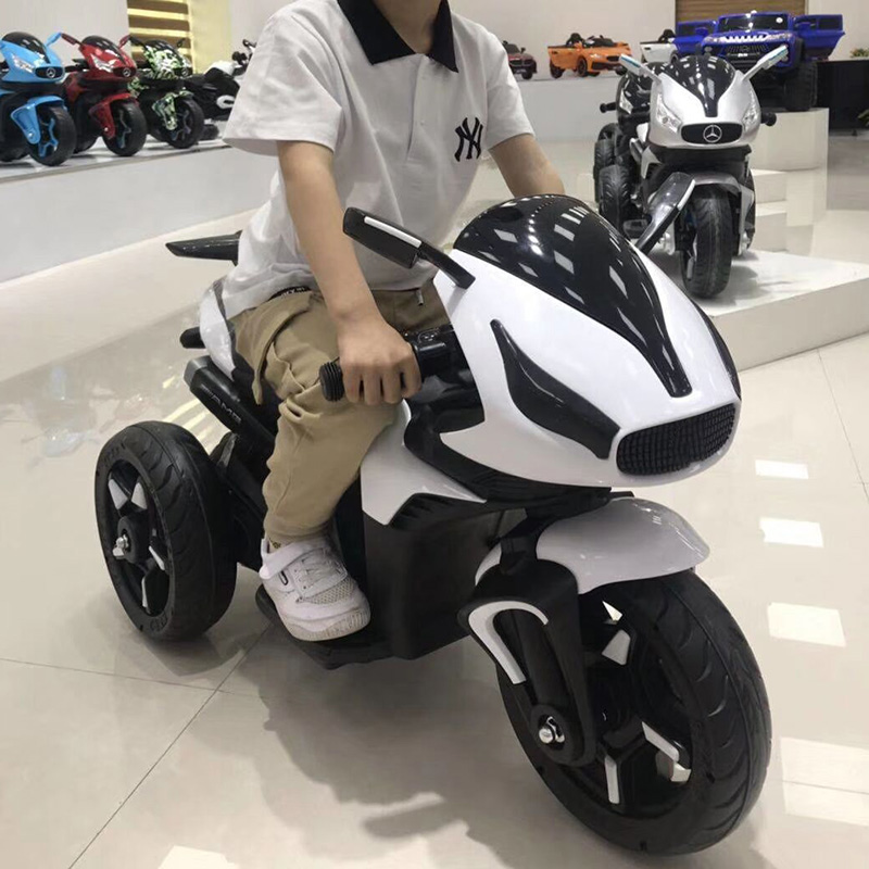 China Manufacturer Child Electric Tricycle 3 Wheels Kids