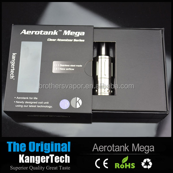 Most welcomed Kangertech new products aerotank mega from Kanger authorized distributor