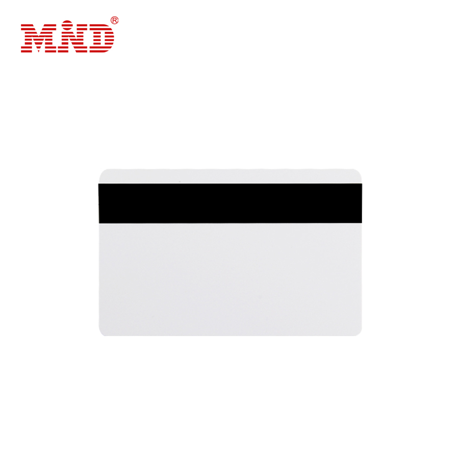 Blank and printing laminate magnetic stripe card(smart card)