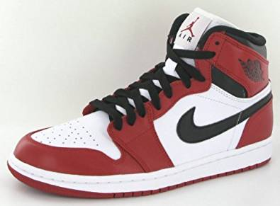 Air Jordan 1 Retro (OG) White/Varsity Red-Black (11)