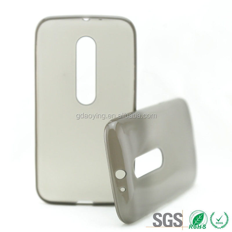 China Supplier Tpu Phone Case Glaze Outside Mobile Bag For Moto G3 ...