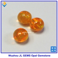 Wholesale Mexican yellow Opal for glass application, opal price per gram