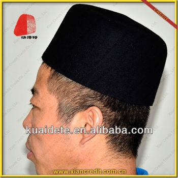 2014 Modische Islamische Kappe Muslim Gebet Hut Kappe Muslim Kappe ...