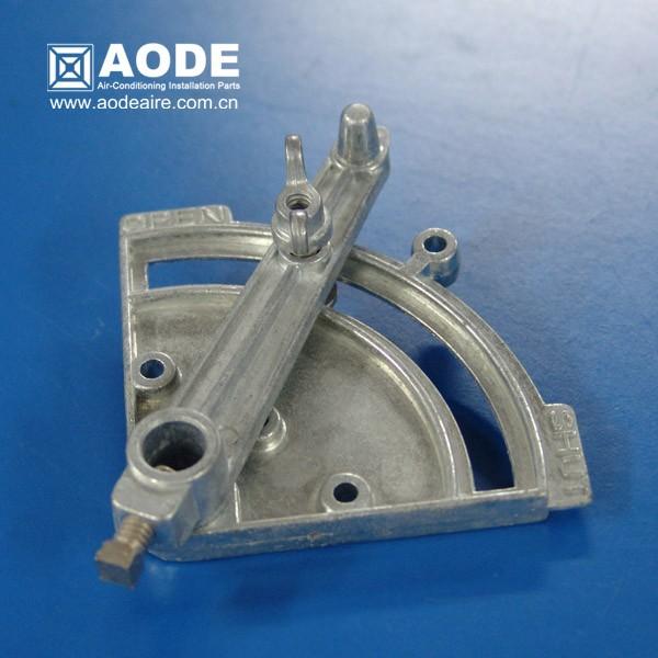 Galvanized 3 8 Inch Quadrant For Manual Air Volume Control