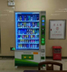 China manufacture banknotes coin operated canned vending machine