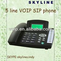 voip sip phone DGP301 desk voip phone usb skype voip phone