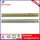 20x300 ceramic embossed skirting golden border tiles curved border tile