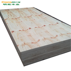 18MM construction grade CDX pine plywood
