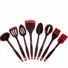 Art Collectible [ Gift ] Kitchen Utensil Silicone Set Kitchen Silicone Accesory S Cooking Tools 2018 New Kitchen Utensils Gift Set