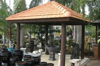 Tegole gazebo buy giardino gazebo product on alibaba