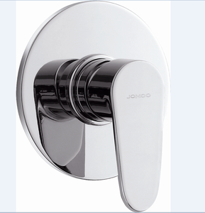 JOMOO Watermark & WELS Certification Wall-mounted Single Handle Round Bathroom Shower Faucet Mixer