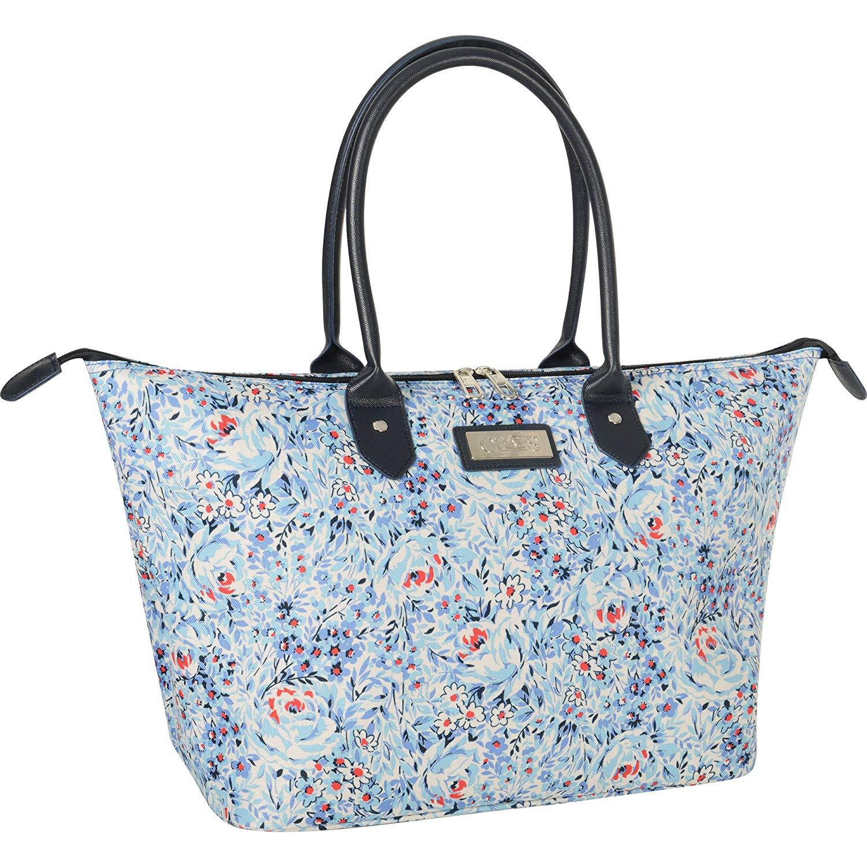 efb8af7873 Get Quotations · Chaps Oversized Travel Tote Bag