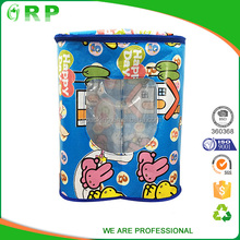 Promotion eco friendly folding non woven pp rice bag
