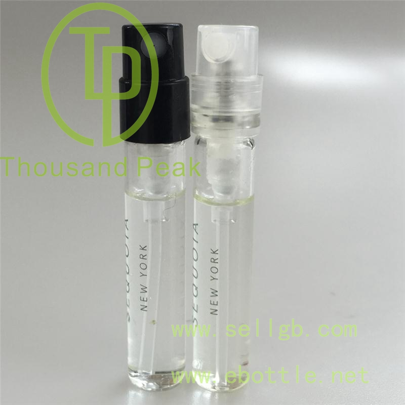 small size perfume perfume tester empty perfume spray bottles