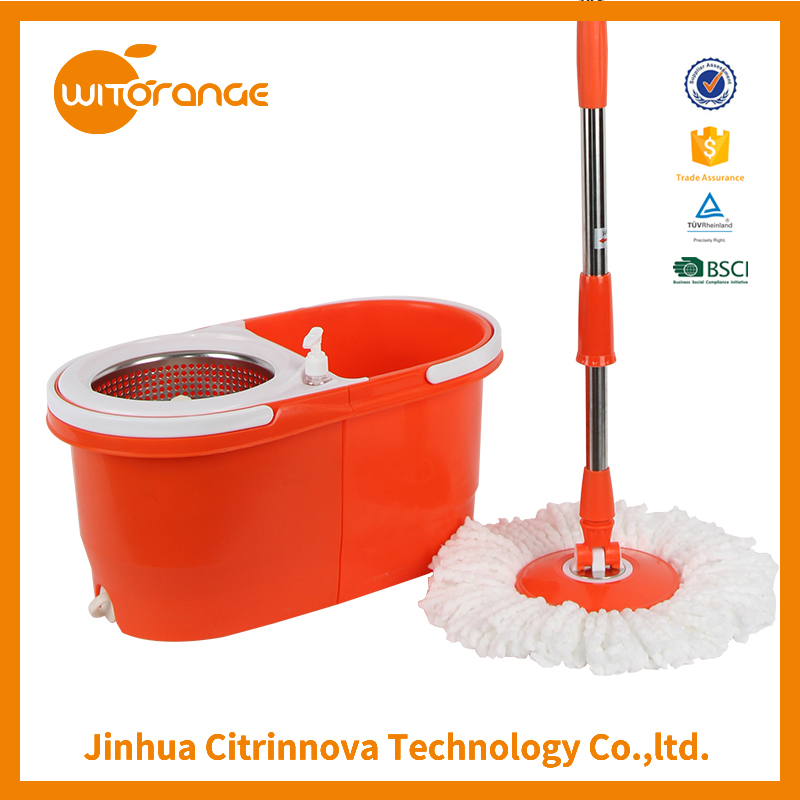 Witorange Handle type and pp material floor cleaning mop head cleaning mop