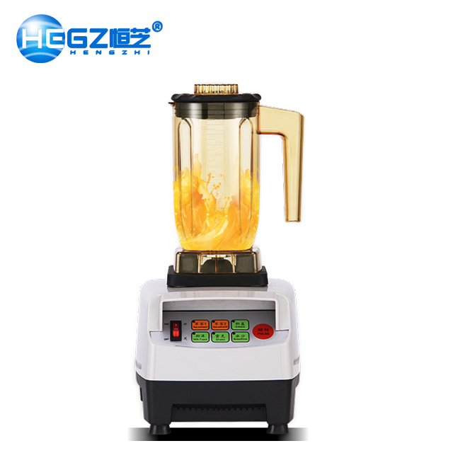 Hot selling Ice Verpletterende Snelheid Blender Machine Voor Drank Shop Home