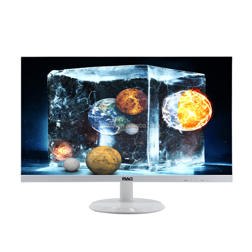 "24"" FHD Non-Bezel LED LCD Monitor"