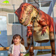 KANOSAUR6838 Outdoor Amusement Park Real Size Walking With Dinosaur Costume T Rex