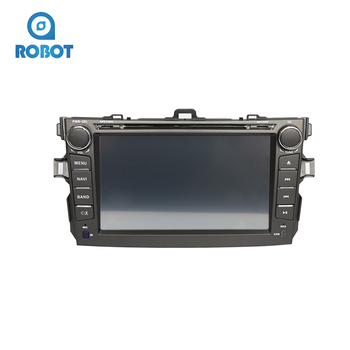Professionale 8 pollice 2 Din Android7.1 Car Stereo Car Audio