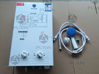 PUXIN fast heating electric instant biogas water heater