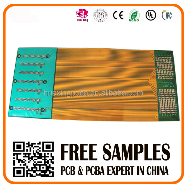 high quality 4 layer rigid flexible pcb manufacturer