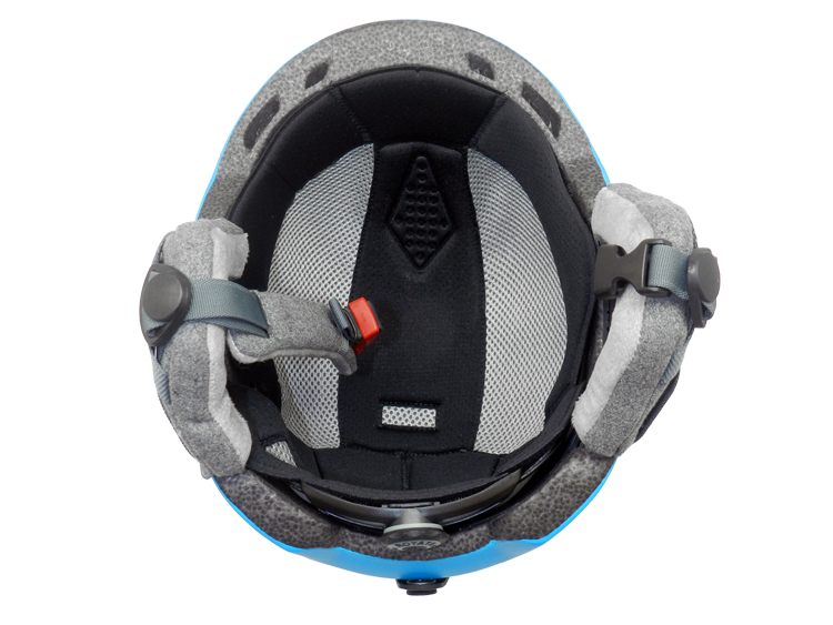 AU-S04 ski sport helmet great warm protection and safety skiing helmet