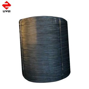 factory price high carbon hot rolled steel sae1006 wire rod