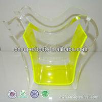 Clear Double Semicircle Acrylic Aquarium